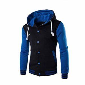 Mens Coats Corriee Men Casual Long Sleeve Slim Fit Trench Coat Business Outwear Mens Fall Winter Cardigan Overcoat